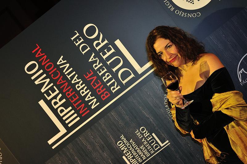 """Guadalupe Nettel, ganadora de la última edición del Premio Internacional de Narrativa Breve Ribera del Duero con """"El matrimonio de los peces rojos"""""""