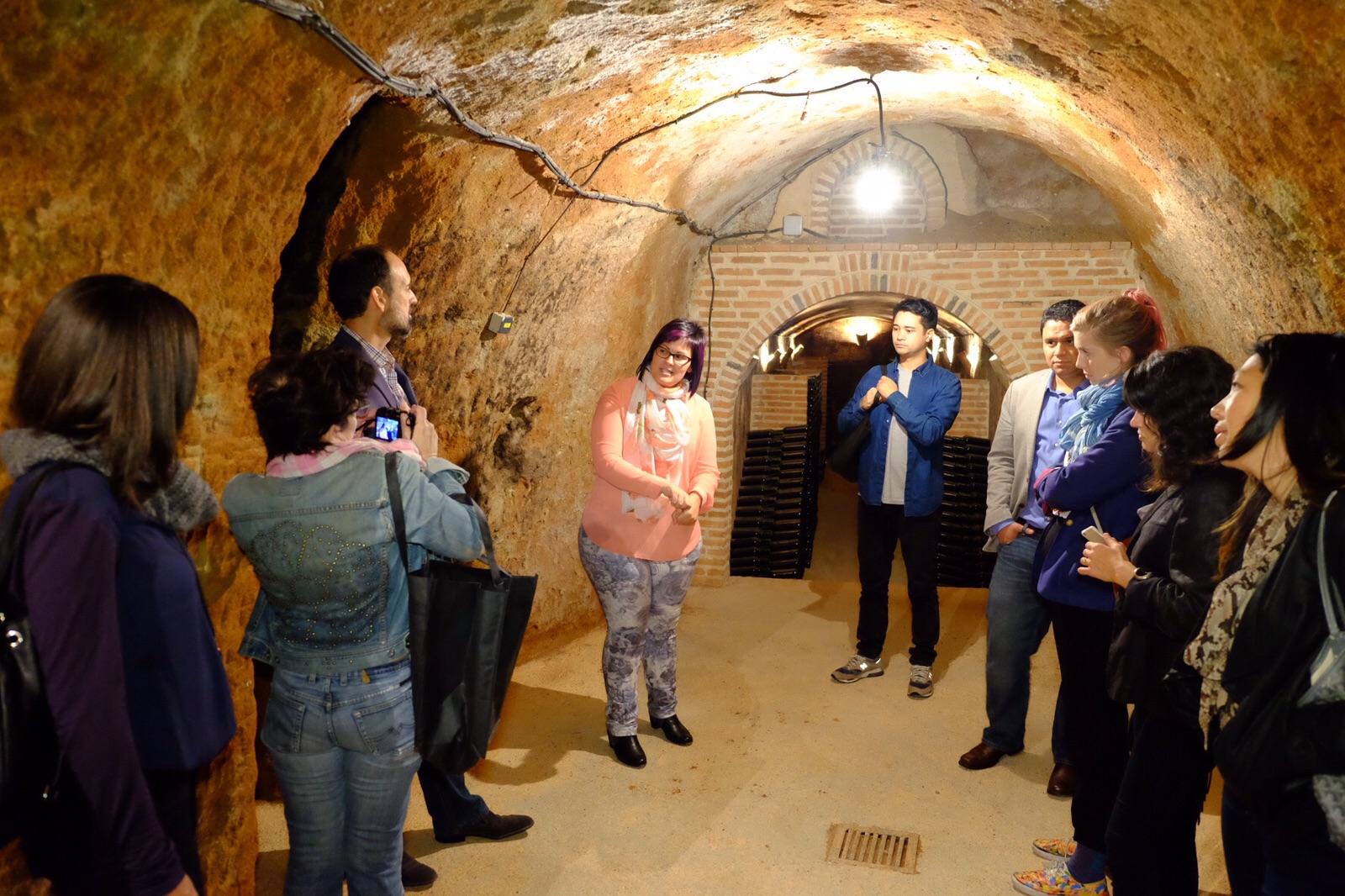 Misión Inversa periodistas EEUU visitan Ribera-Rueda